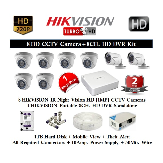 CCTV Camera Installation in Coimbatore